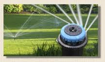 sprinkler system service and repair