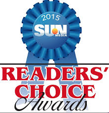 Sun Post Readers' Choice Award Winner - SeasonGreen
